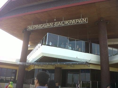 Bandar Udara Internasional Sepinggan, Balikpapan