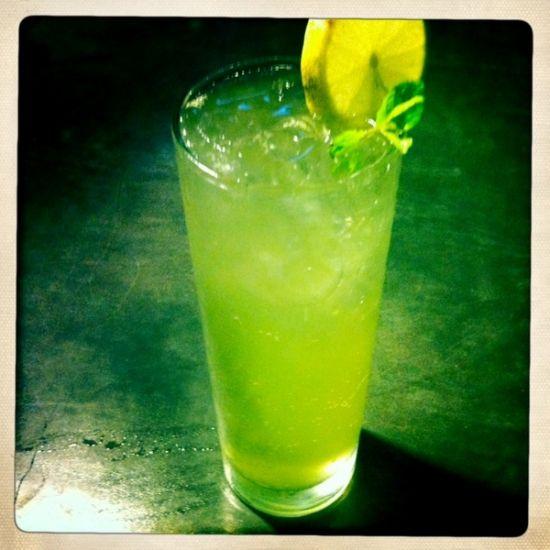 Mint Squash -- enak! Sugarush Bandung