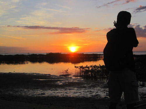 Kepulauan Seribu Sunrise