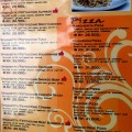 Kampung Daun menu page 1