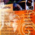 Kampung Daun menu page 5