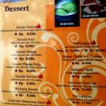 Kampung Daun menu page 6
