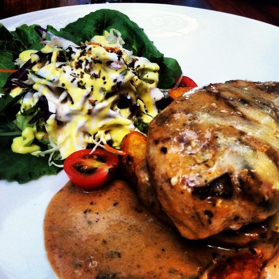 Chicken Solferino @ Origin Bandung