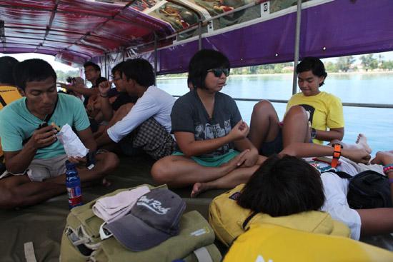 Kapal to Kepulauan Seribu