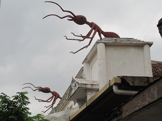 Marabuntha Gedung Serbaguna - Semarang