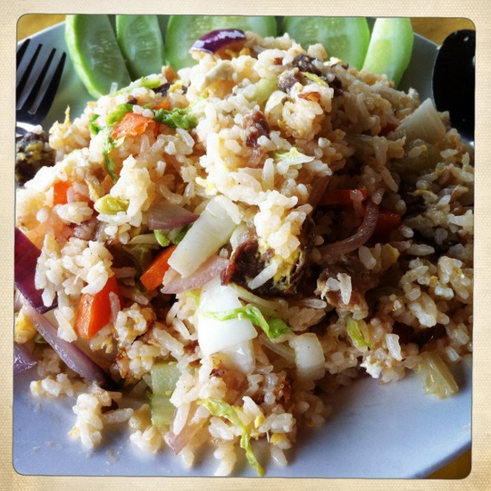 Lao Fried Rice