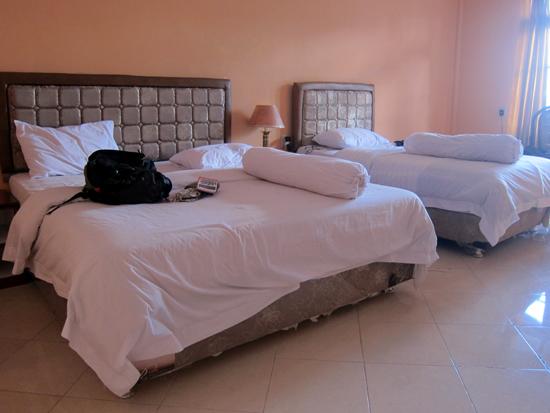 Kamar suite yang legaaa!