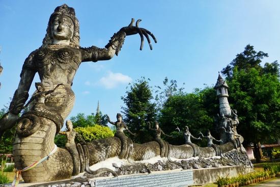 Nong Khai Sculpture Park