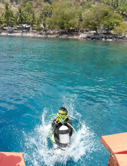 Diving di Alor
