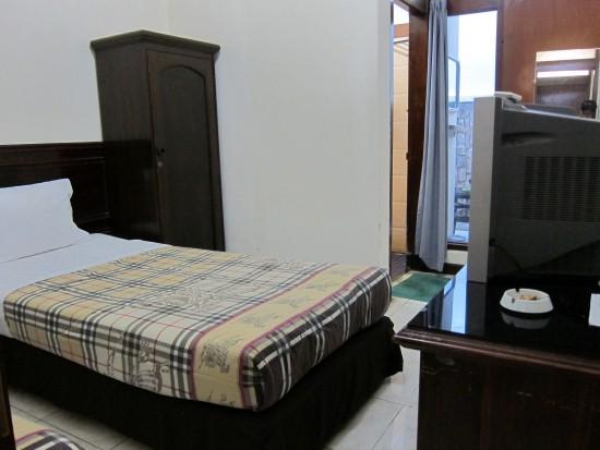 Fasilitas kamar Hotel Aurora