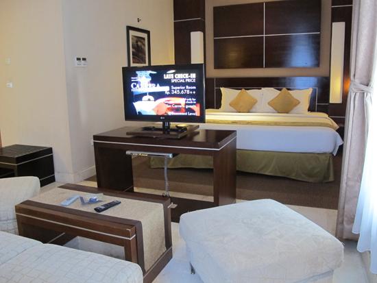 Grand Serela room