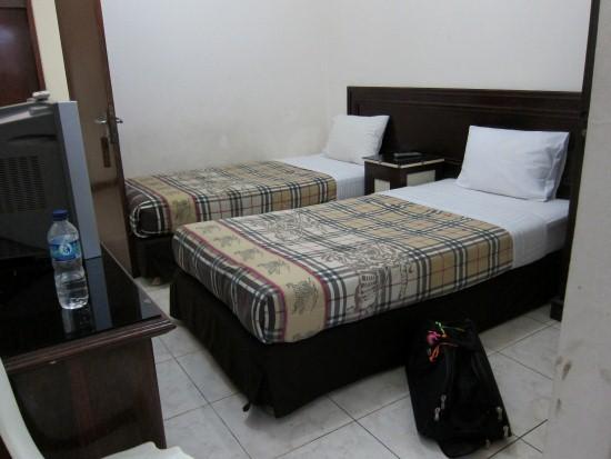 Kamar standard Hotel Aurora