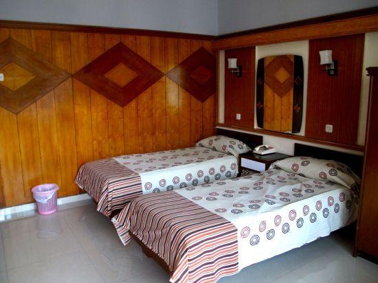 Trio Hotel - The room