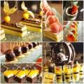 Desserts cantik yang beragam dan berkualitas