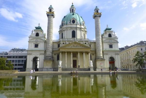 Gereja St Charles di Wina