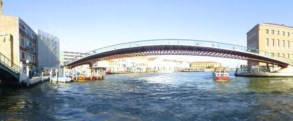 Pemandangan Kanal di Venezia