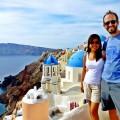 PergiDulu di Santorini