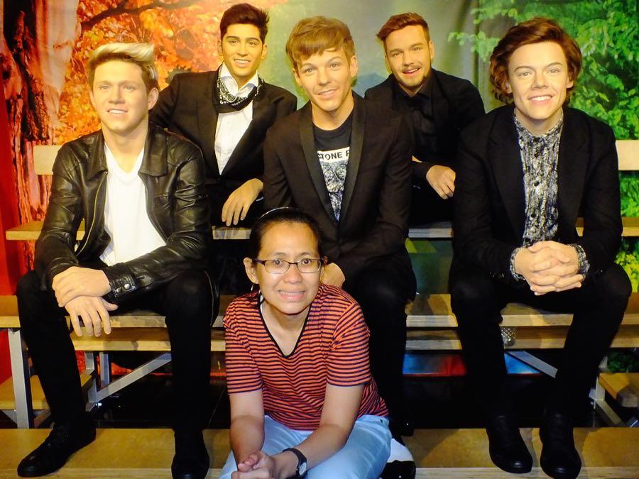 Bersama One Direction