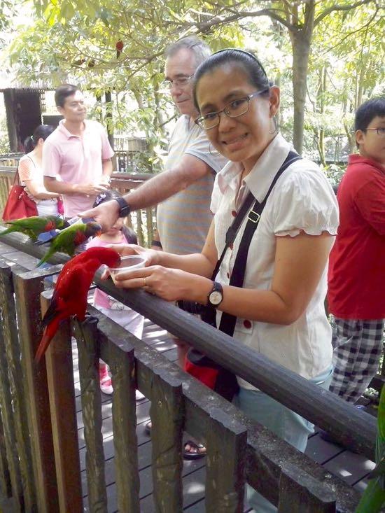 Di Jurong Bird Park