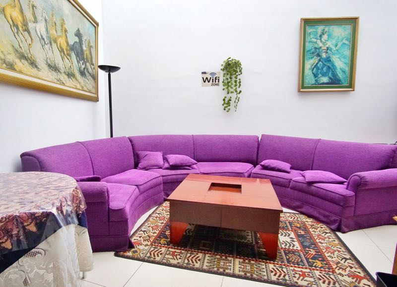 Buminanienie Guesthouse Bandung Lounge