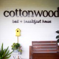 Cottonwood Bed & Breakfast Bandung Depan