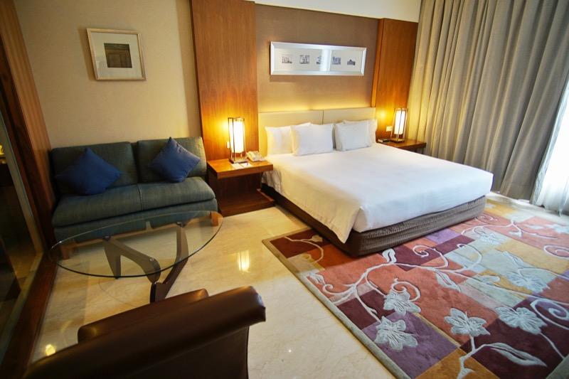 Hilton Bandung Kamar