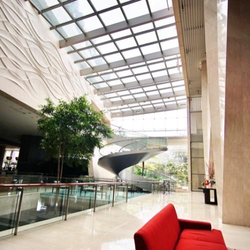 Hilton Bandung Lobby