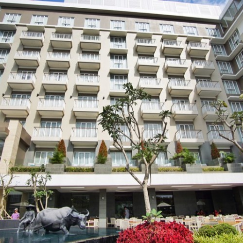 Mercure Setiabudi Bandung Gedung