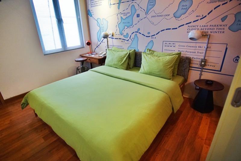 Oliver's Hostelry Bandung Kamar