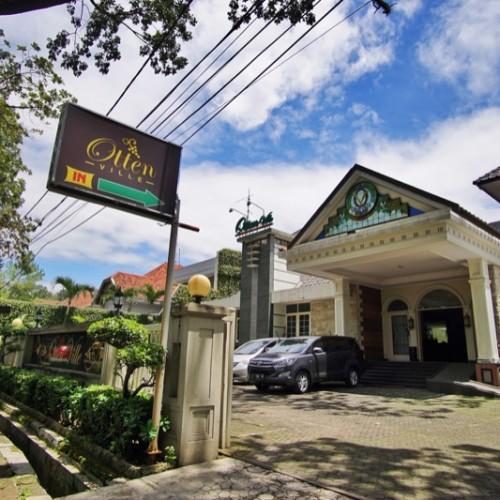 Ottenville Boutique Hotel Bandung Depan