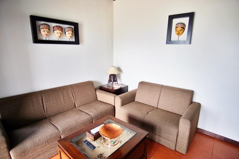 The Valley Resort Bandung Loungeroom