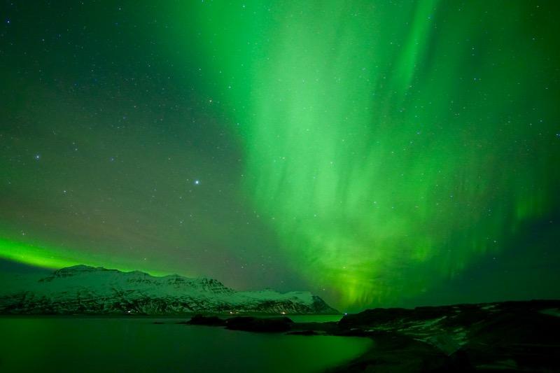 Hunting Aurora Borealis