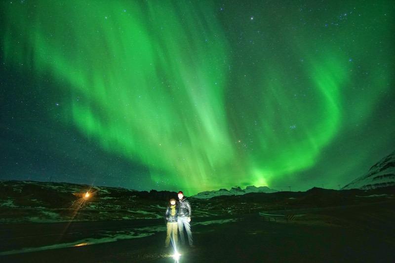 Tips Hunting Aurora Borealis di Iceland