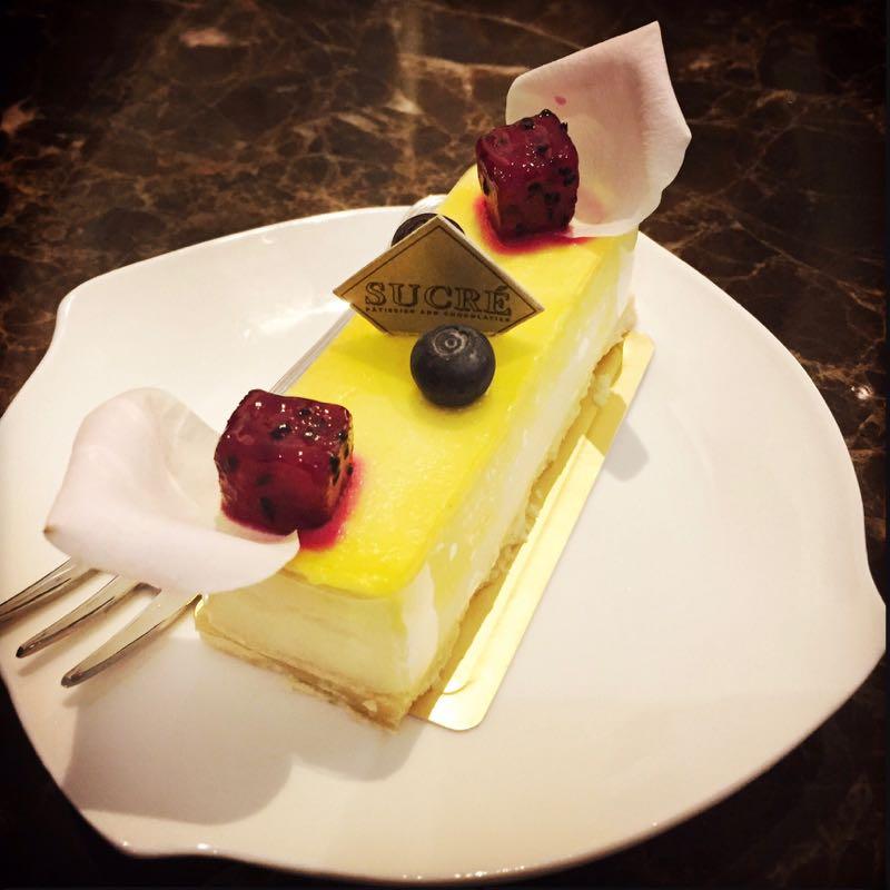 Mousse cake ala Sucre