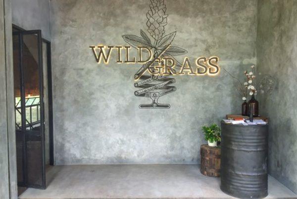 Wild Grass Bandung