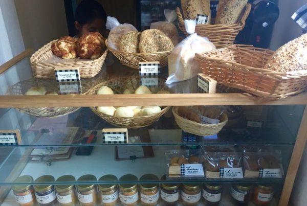 Roti & selai di Roti Selai