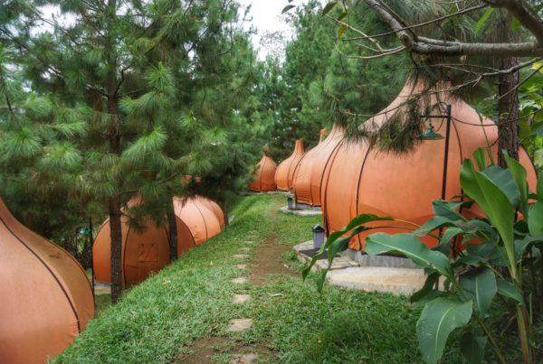 Camping The Lodge Maribaya Tenda