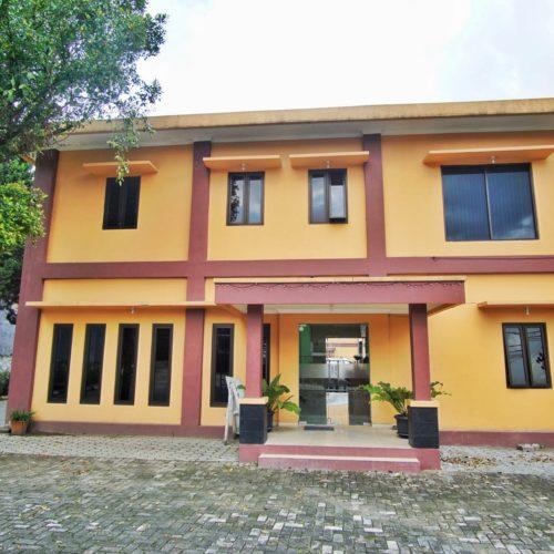 Hotel 68 Lembang Depan