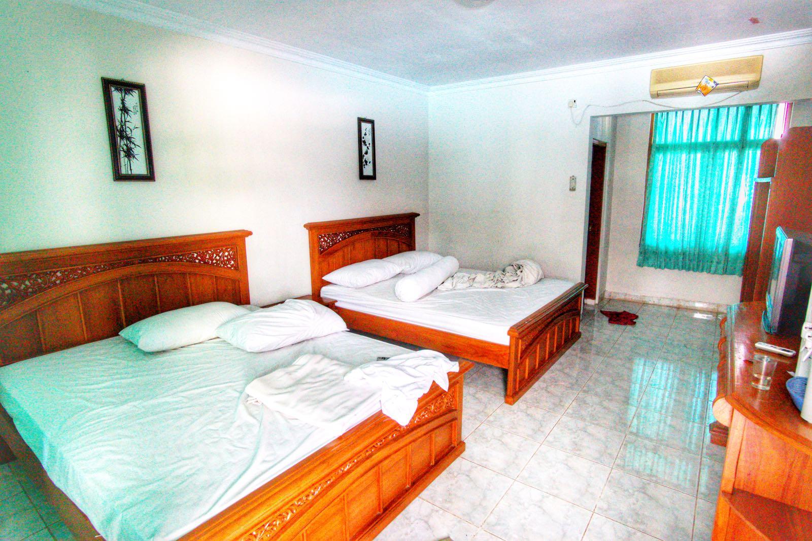Hotel Fortuna Pangandaran kamar