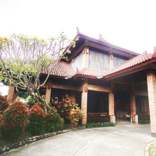 Nyiur Resort Hotel Pangandaran depan