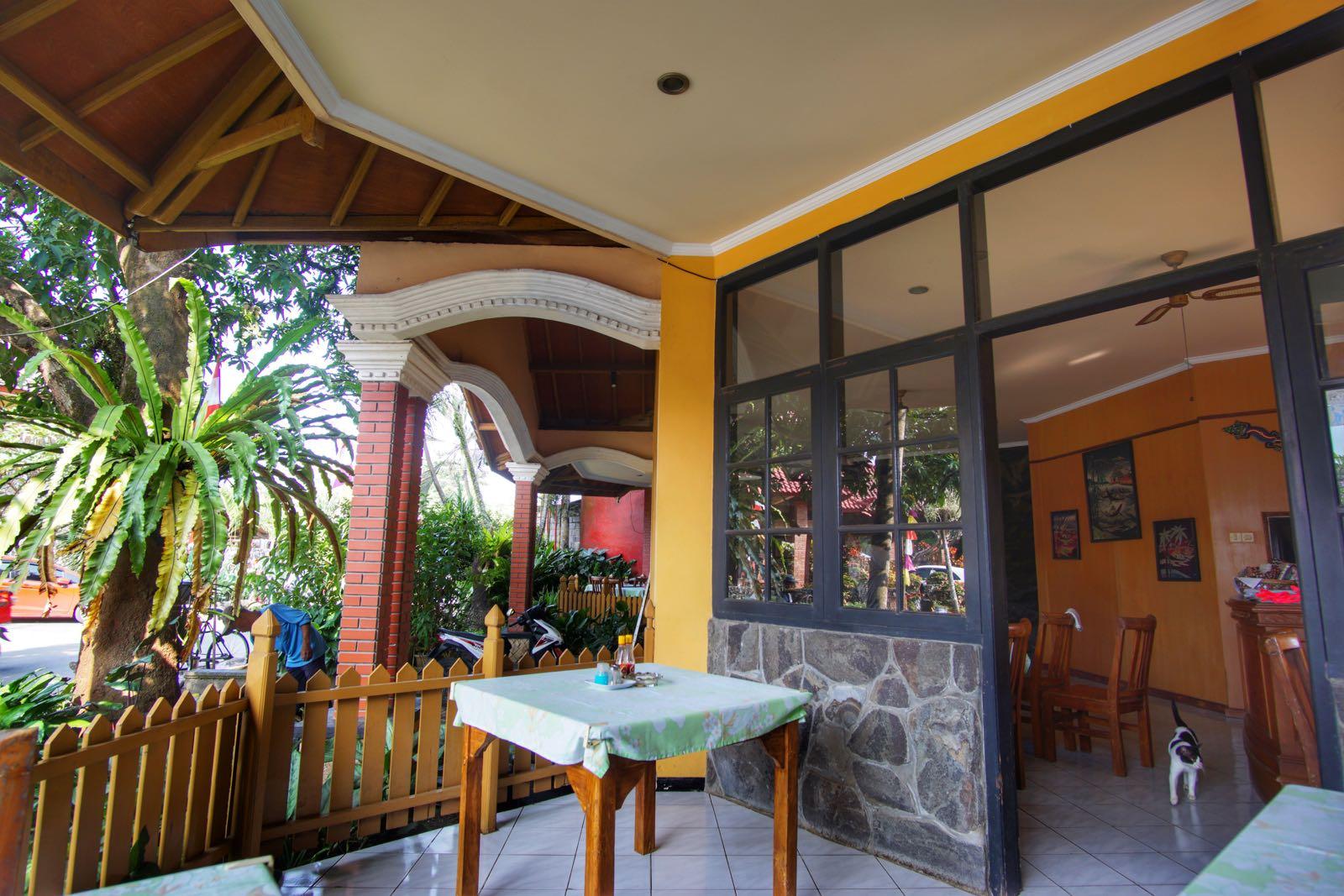 Restaurant Relax, Pangandaran dalam