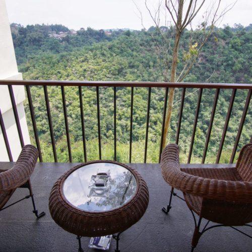 Sangria Resort Spa Lembang Balkon