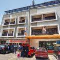 Sun in Pangandaran Hotel Pangandaran depan