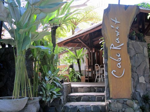 Restaurant Cabe Rawit - entrance
