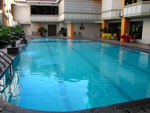 Garden Permata - The pool