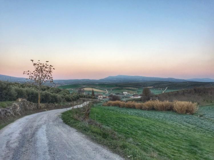 Camino Mozarabe day 3