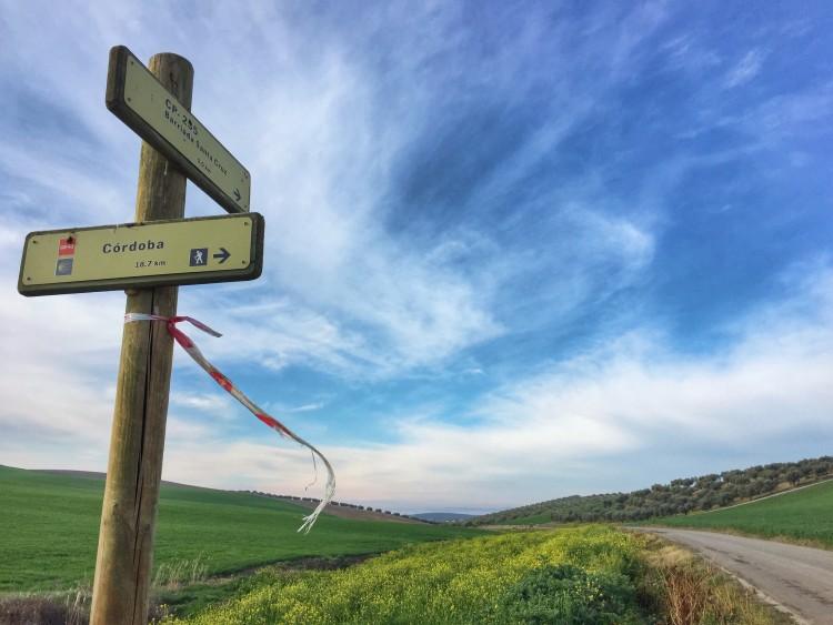 Camino Mozarabe day 7