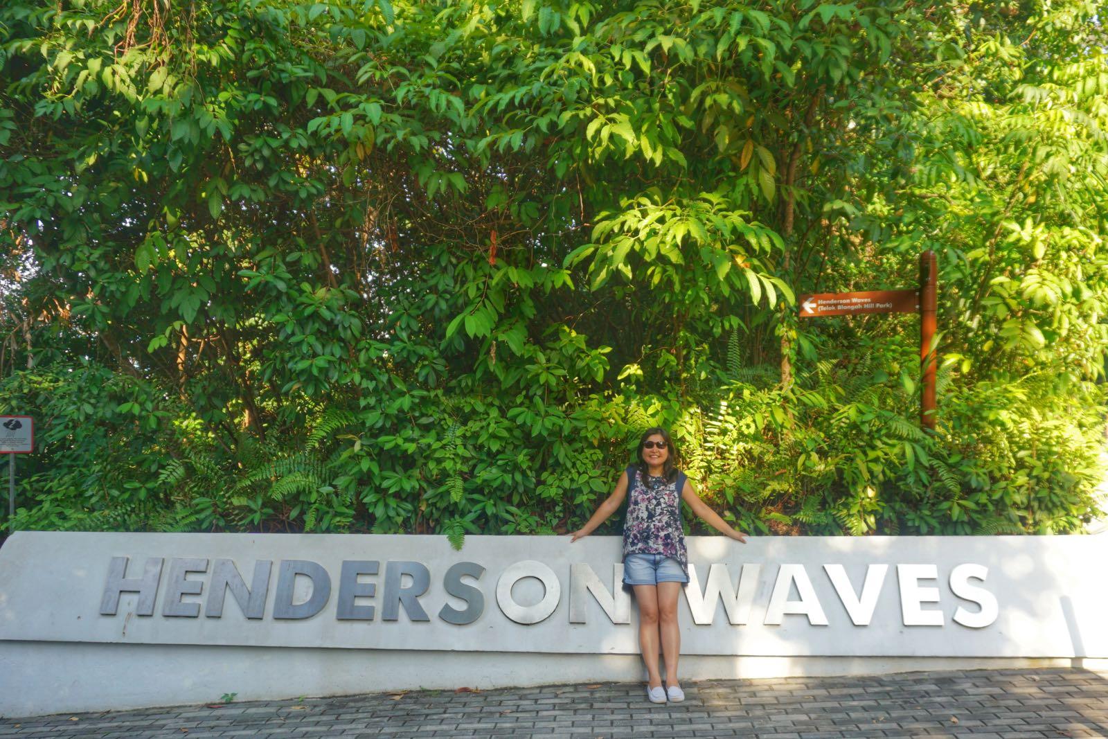 Belokan Ke Henderson Waves