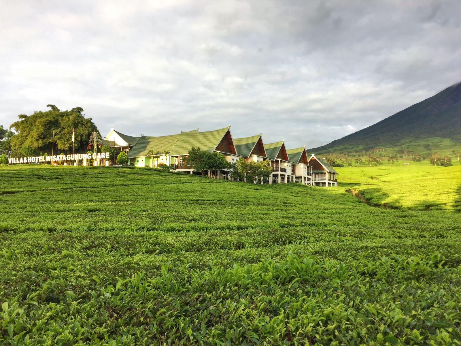 Besh Hotel Pagaralam
