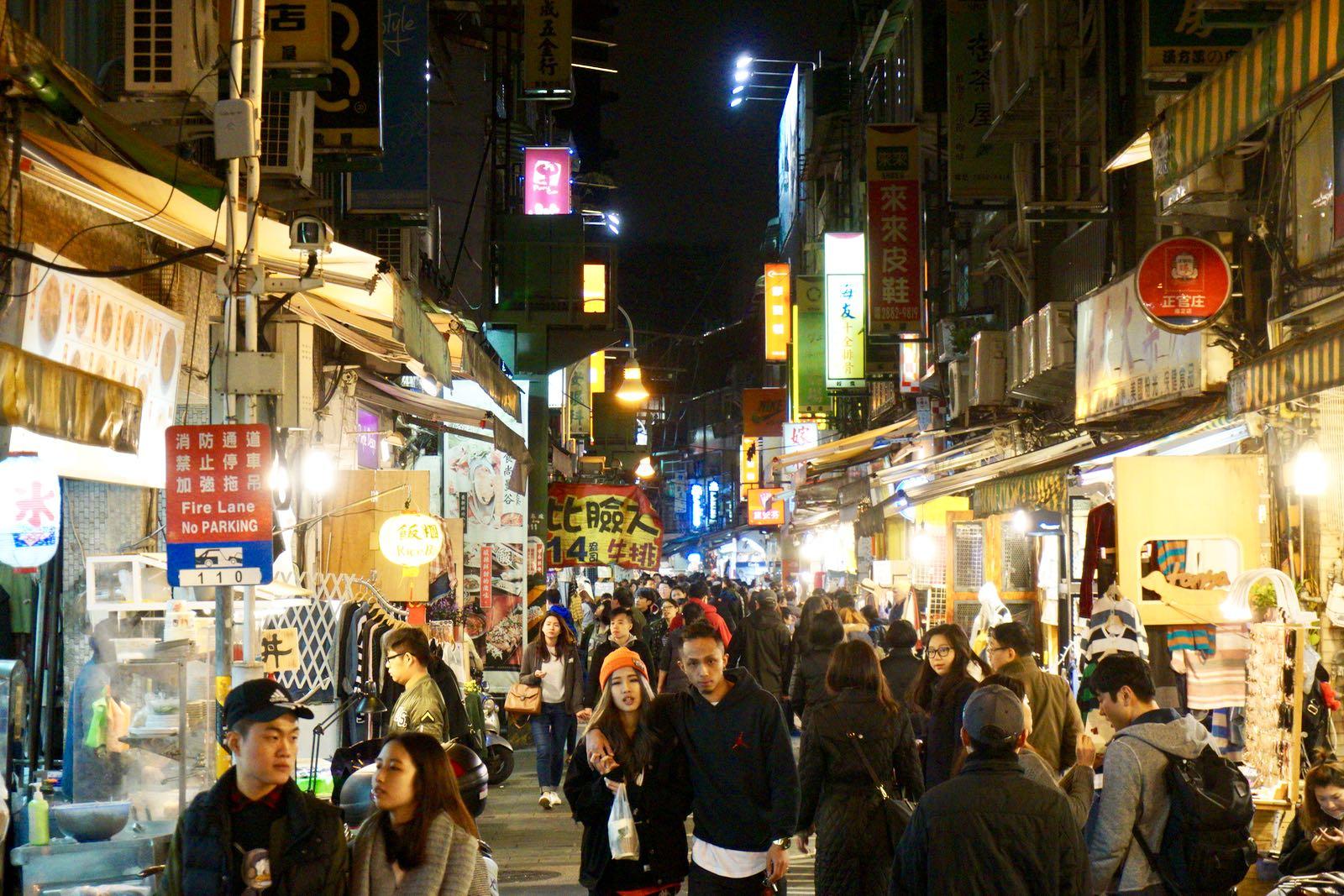 Hunting Kuliner Lokal Di Taipei